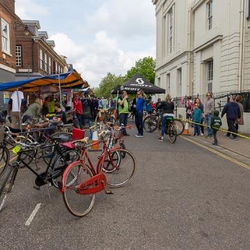 market takeover 2019 bikes area