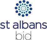 St Albans BID logo