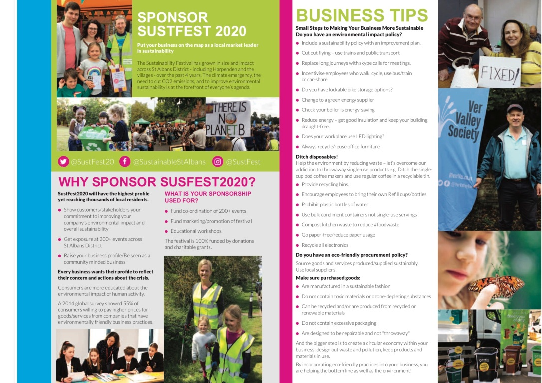 SUS FEST sponsorship FLYER page 2 pic