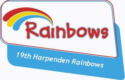 19thHarpendenRainbowsLogo