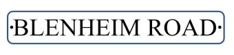 Blenheim Road Logo