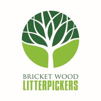 bricket wood litter pickers logo