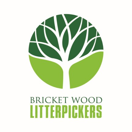 bricket wood litter pickers logo