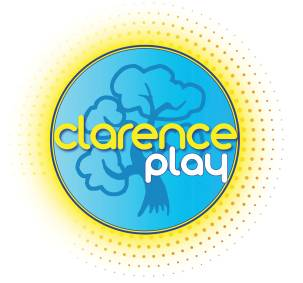 Clarence Play logo