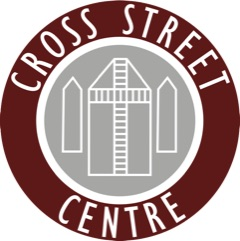 CROSS STREET centre Logo