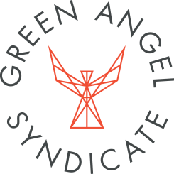 Green angel Syndicate logo dark
