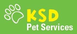 KSD Pet Services logo