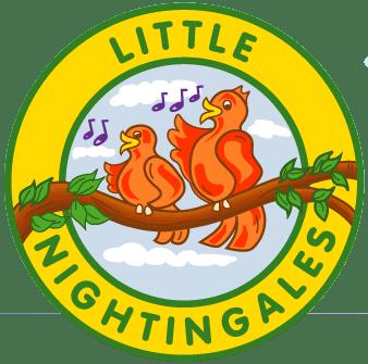 little nightingales nursery logo