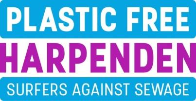 Plastic Free Harpenden logo