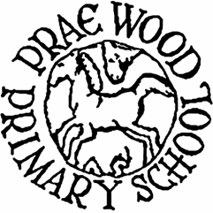 praewood primary school logo