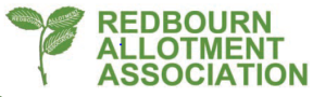 redbourn allotment association Logo