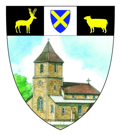 sandridge-parish council logo