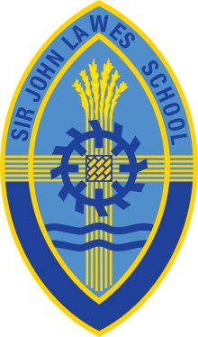 sir john lawes logo