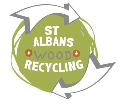 St Albans Wood Recycling logo