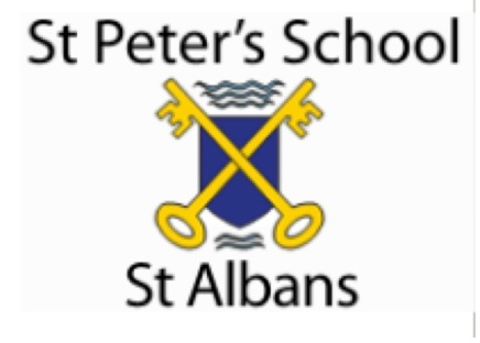 st peters school logo