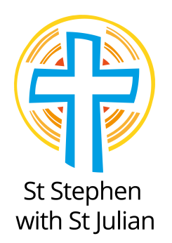 St Stephen with St Julian logo