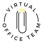 virtual office team logo